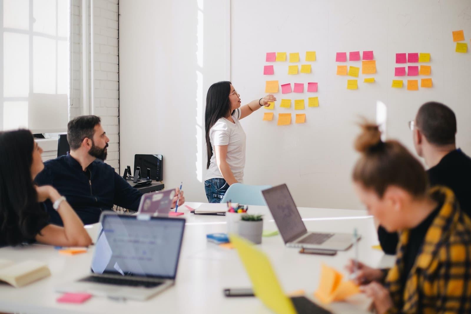 Creative project management