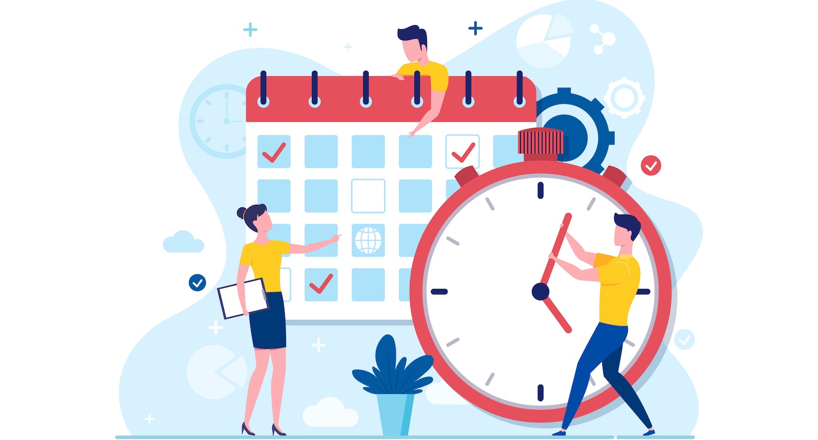 Time management improvement
